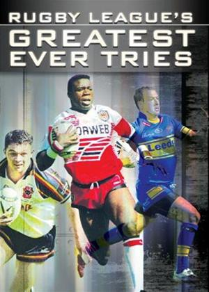 Rugby League's Greatest Ever Tries Online DVD Rental