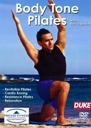 Body Tone Pilates Online DVD Rental