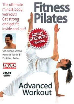 Rent Fitness Pilates Advanced Workout Online DVD Rental