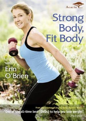 Rent Strong Body, Fit Body with Erin O'Brien Online DVD Rental