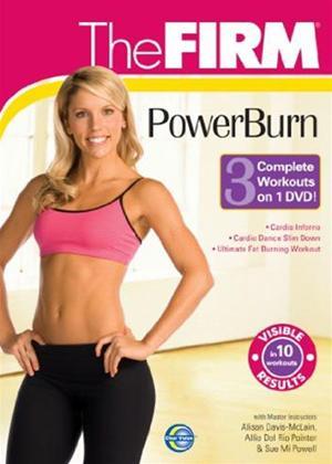 The Firm: Powerburn Online DVD Rental