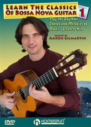 Learn the Classics of Bossa Nova Guitar: Vol.1 Online DVD Rental