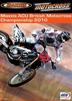 Rent British Motocross Championship Review 2010 Online DVD Rental