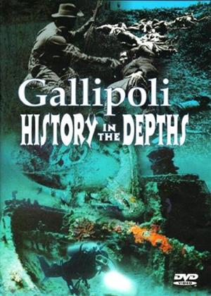 Rent Gallipoli: History in the Depths Online DVD Rental
