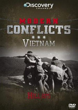Rent Modern Conflicts Vietnam: Hill 875 Online DVD Rental