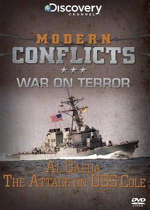 Modern Conflicts War on Terror: Al Qaeda the Attack on USS Cole Online DVD Rental