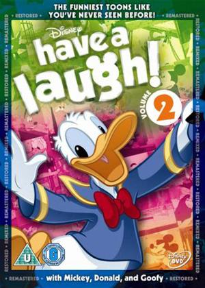 Have a Laugh with Mickey: Vol.2 Online DVD Rental