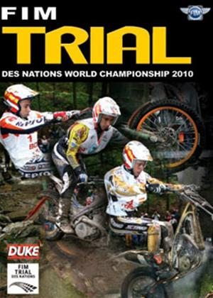 FIM Trial Des Nations World Championship 2010 Online DVD Rental