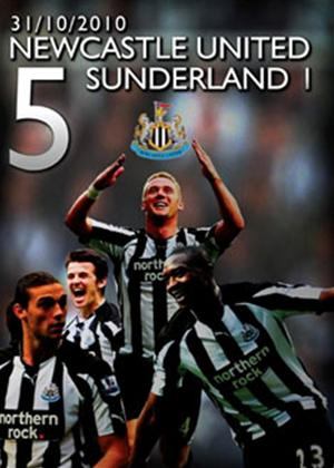 Newcastle United 5 Sunderland 1 Online DVD Rental