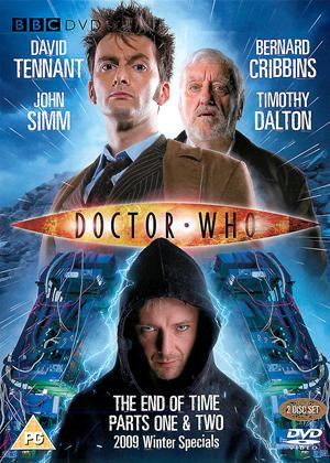 Rent Doctor Who: The End of The Time: Parts 1 and 2 Online DVD Rental