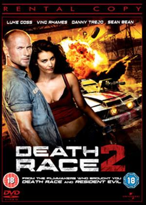 Death Race 2 Online DVD Rental