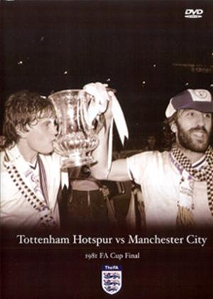 Rent Tottenham Hotspur V Manchester City: 1981 FA Cup Final Online DVD Rental
