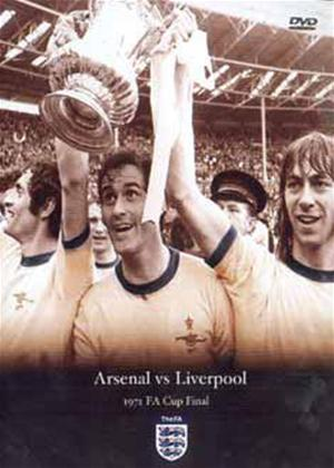 Arsena FC L V Liverpool FC: 1971 FA Cup Final Online DVD Rental