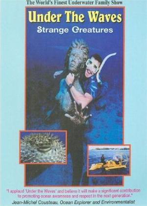 Rent Under the Waves: Strange Creatures Online DVD Rental
