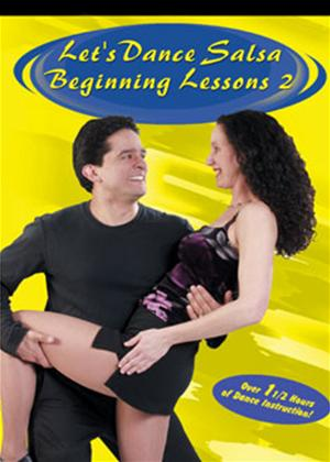 Let's Dance Salsa: Beginners Lessons 2 Online DVD Rental