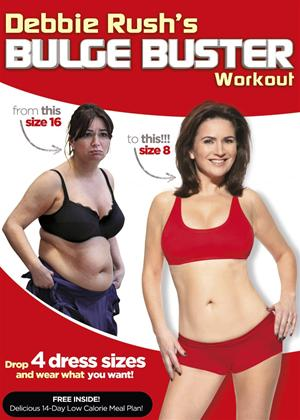 Rent Debbie Rush's Bulge Buster Workout Online DVD Rental