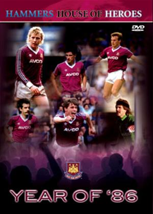 West Ham United: Year of 1986 Online DVD Rental