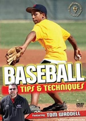 Rent Baseball Tips and Techniques Online DVD Rental