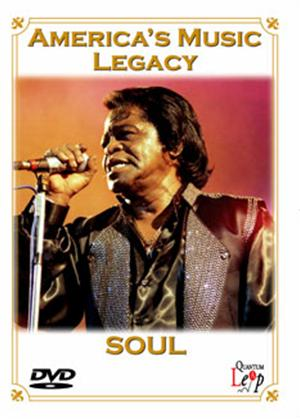 Rent America's Music Legacy: Soul Online DVD Rental