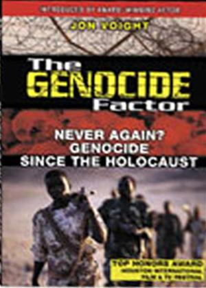 The Genocide Factor: Never Again: Genocide Since the Holocaust Online DVD Rental