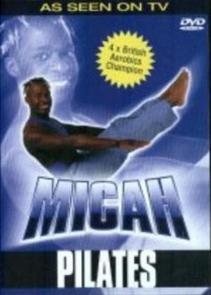 Micah Bo: Pilates Online DVD Rental