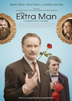 Rent The Extra Man Online DVD Rental