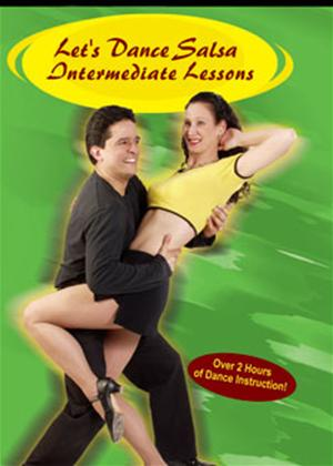 Let's Dance Salsa: Intermediate Lessons Online DVD Rental