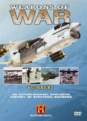 Weapons of War: Bombers Online DVD Rental