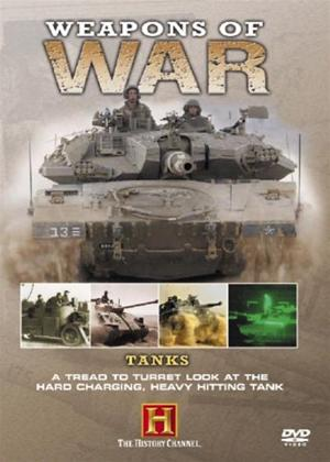 Weapons of War: Tanks Online DVD Rental