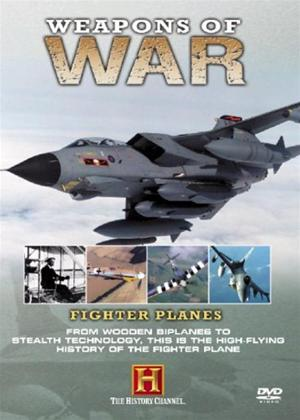 Weapons of War: Fighter Planes Online DVD Rental