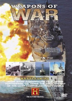 Weapons of War: Battleships Online DVD Rental