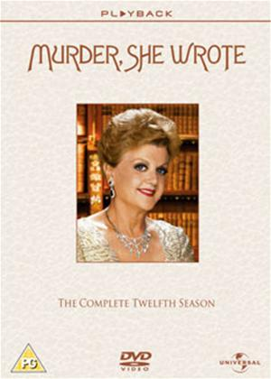 Murder, She Wrote: Series 12 Online DVD Rental