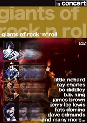 Giants of Rock and Roll Online DVD Rental