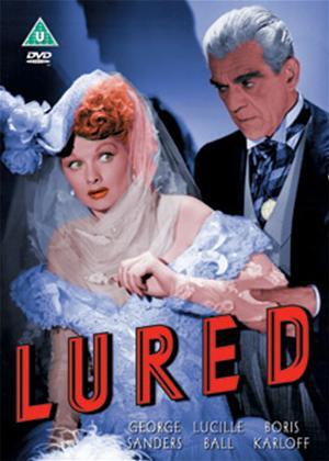 Lured Online DVD Rental