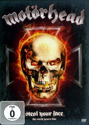 Rent Motorhead: Steal Your Face: The Early Years Online DVD Rental