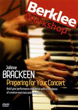 Joanne Brackeen: Preparing for Your Concert Online DVD Rental