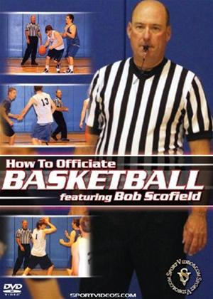 How to Officiate Basketball Online DVD Rental