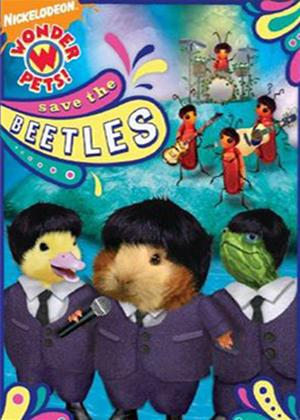 Rent Wonder Pets Save the Beetles Online DVD Rental