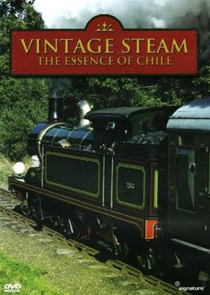 Vintage Steam: The Essence of Chile Online DVD Rental
