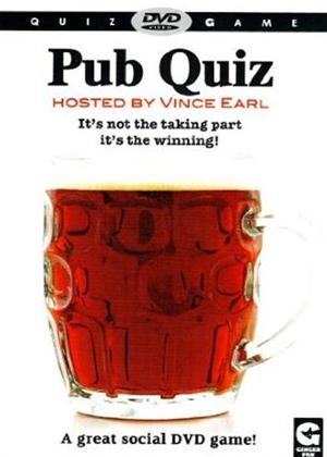 Pub Quiz: Interactive Game Online DVD Rental
