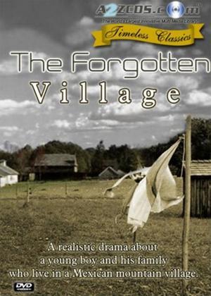 Rent The Forgotten Village Online DVD Rental