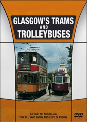 Rent Glasgow's Trams and Trolleybuses Online DVD Rental