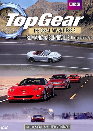 Top Gear: The Great Adventures 3: Romania and Bonneville Online DVD Rental
