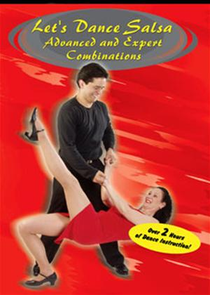 Let's Dance Salsa: Advanced and Expert Combinations Online DVD Rental