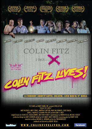 Rent Colin Fitz Lives! Online DVD Rental
