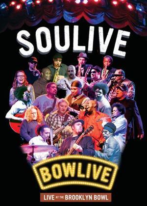 Soulive: Bowlive Online DVD Rental