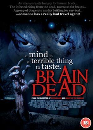Brain Dead Online DVD Rental