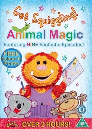 Get Squiggling: Animal Magic Online DVD Rental