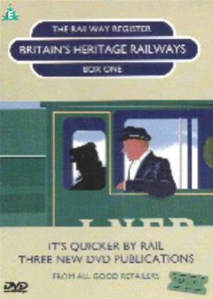 Rent Britain's Heritage Railways: Vol.1 Online DVD Rental