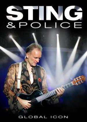 Sting and Police Online DVD Rental